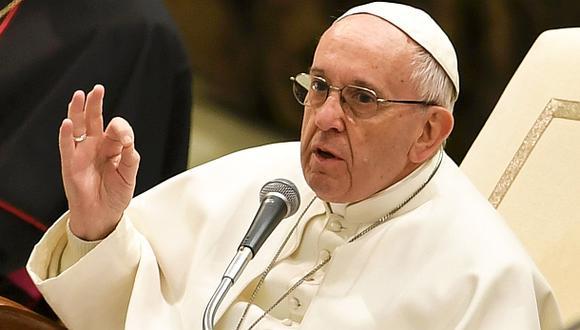 Papa condena caso de mujer que abortó para mantener su belleza