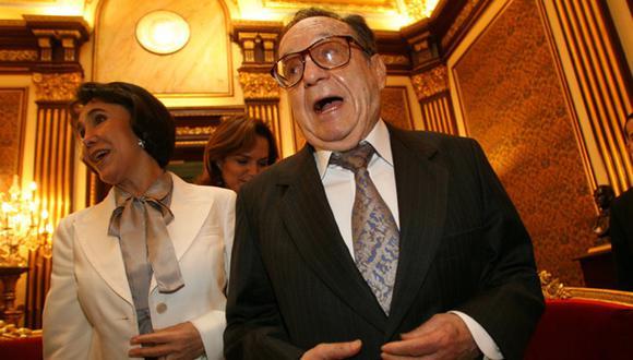 Florinda Meza haría película sobre su romance con 'Chespirito'