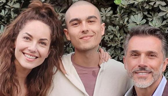 """Sergio Mayer Mori forma parte del mundo del espectáculo desde el año 2010, cuando apareció en la película """"Viento en contra"""" (Foto: Bárbara Mori / Instagram)"""