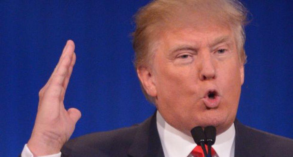 Trump no descarta ser candidato independiente a la Casa Blanca