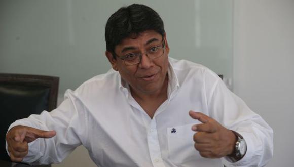 Cuba, uno de los directores de Macroconsult, dice que 4% de crecimiento es poco para lo que necesitamos hacer. (Foto: Alonso Chero/GEC)