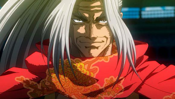 """El espadachín Sasaki Kojiro es uno de los personajes de """"Record of Ragnarok"""" (Foto: Netflix)"""