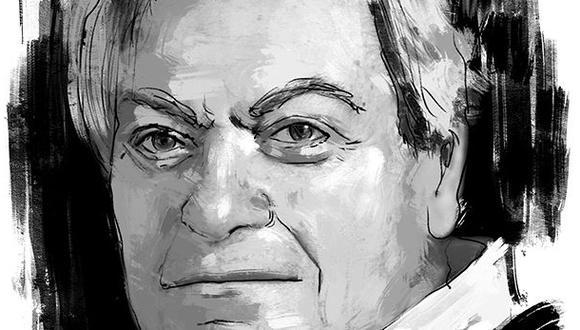 """""""Alain Bertaud promueve no solo la interpretación de las ciudades sino su transformación"""". (Ilustración Giovanni Tazza)."""
