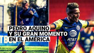 El buen momento de Pedro Aquino en la Liga MX y los retos con la Selección Peruana