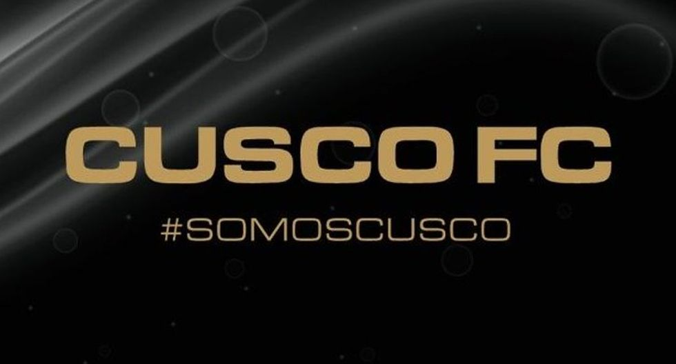 Cusco FC comenzó a utilizar los colores negro y dorado para su presentación en redes sociales. (Twitter)