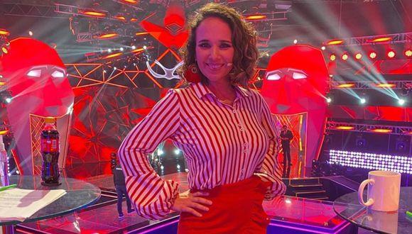 """Érika Villalobos y su balance de la primera temporada de """"La Máscara"""". (Foto: Instagram)"""