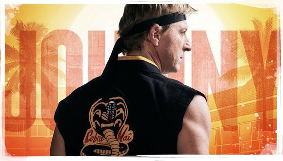 """En """"Cobra Kai"""", el dojo de Johhny fue vetado de por vida por lo que hicieron Terry Silver y John Kreese en """"The Karate Kid Part III"""" (Foto: YouTube)"""