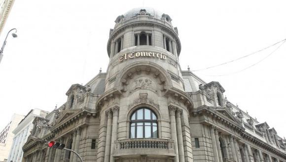 Esta es la nueva designación de Grupo El Comercio. (Foto: GEC)