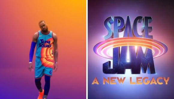"""Se presume que """"Space Jam 2"""" se estrenará en verano del 2021. Mientras LeBron James emociona a sus seguidores mostrando la camiseta. (Twitter: @LJFamFoundation)."""