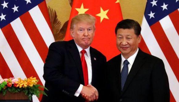 Trump es un activo usuario de Twitter, a diferencia de Xi. (Foto: Reuters)