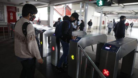 El Metro de Lima tendrá un nuevo horario de atención del 7 al 31 de julio | Foto: GEC