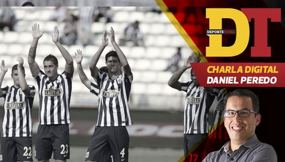 """Daniel Peredo: """"Guste o no, Alianza tiene una idea de juego"""""""