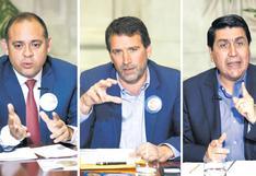 Debate en El Comercio: planes para ordenar y dar seguridad a San Isidro