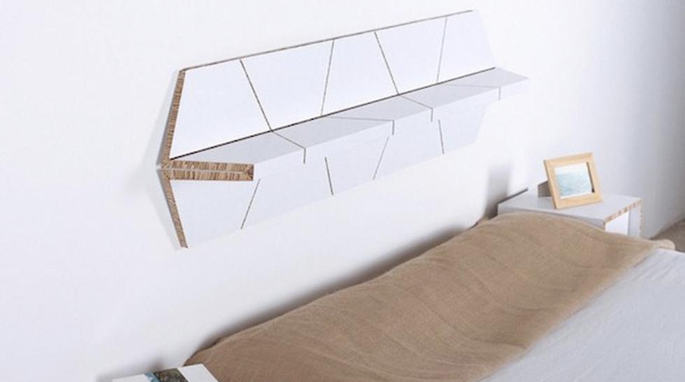 Cardboard: decora tu casa con estos muebles creados con cartón - 3