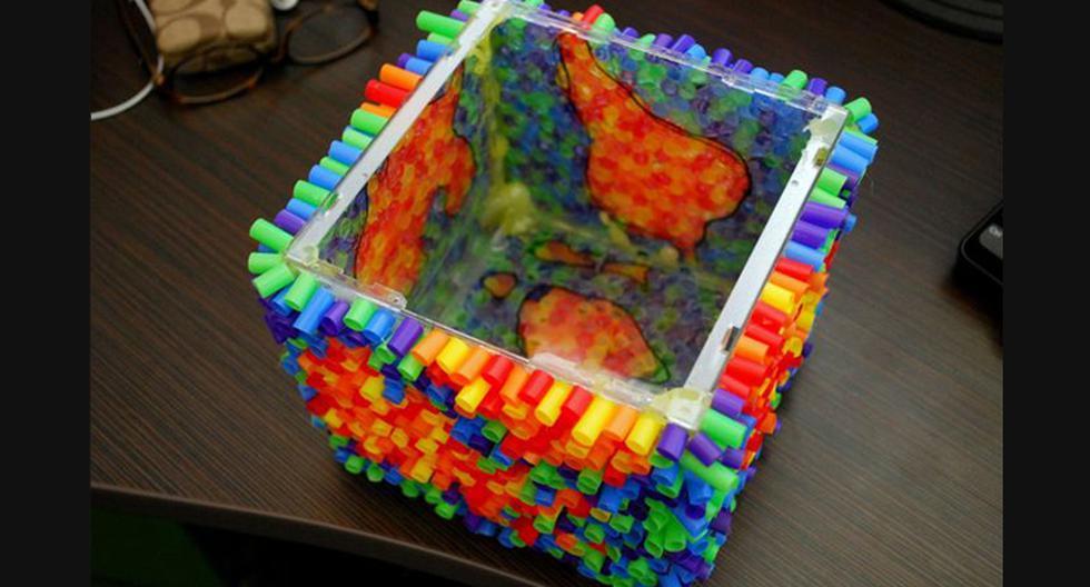 DIY: Recicla sorbetes y crea objetos coloridos para tu casa - 2