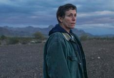 """""""Nomadland"""": ¿dónde ver online la película ganadora del Oscar 2021?"""