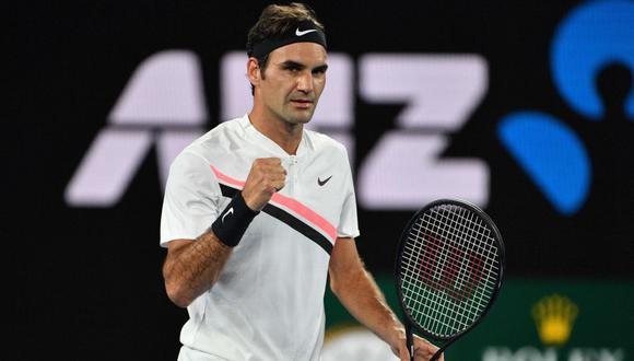 Roger Federer vs. Richard Gasquet: por Abierto de Australia. (Foto: Agencias)