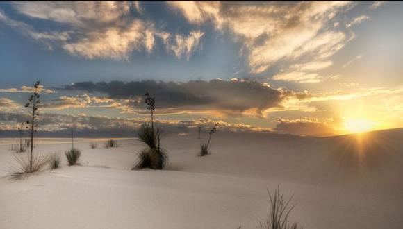 Proponen usar los desiertos para producir electricidad limpia