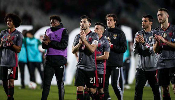 Los equipos de Portugal podrán hacer 5 cambios por partido cuando se retome la liga doméstica | Foto: AFP