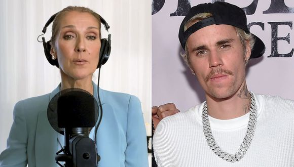 "Céline Dion, Justin Bieber y otras estrellas canadienses se unieron en el evento ""Stronger Together/Tous Ensemble"". (Foto: AFP)"