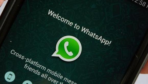 WhatsApp no podrá usarse en teléfonos con versiones obsoletas de los principales sistemas operativos móviles. (Foto: AFP)