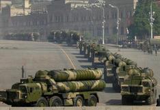 Rusia entrega a Irán sistema de misiles antiaéreos S-300