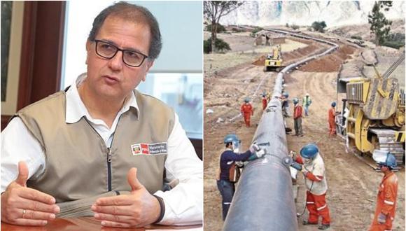 """El Ministerio de Energía y Minas (MEM) apunta a impulsar el trazo original del proyecto del Gasoducto del Sur y, además, que parta desde Cusco """"en el más corto plazo posible"""". (Foto: Archivo El Comercio)"""