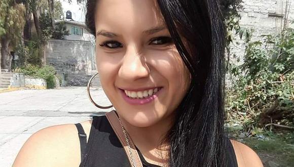 La joven peruana Mary Lucero Mescco Molina, una de las personas desaparecidas, en una fotografía cedida por su familia. (El País de España).