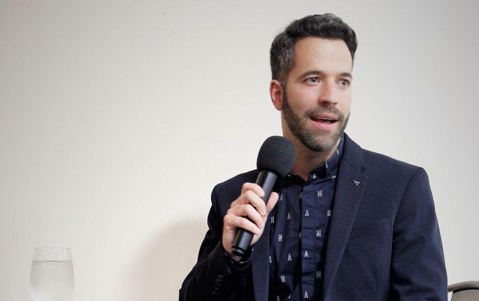 El periodista David Placer radica en Madrid.