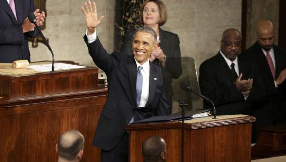 Obama destaca el crecimiento de la economía de EE.UU.