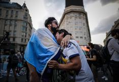 """""""AD10S Maradona"""": Argentina llora la muerte del """"Dios del fútbol"""""""