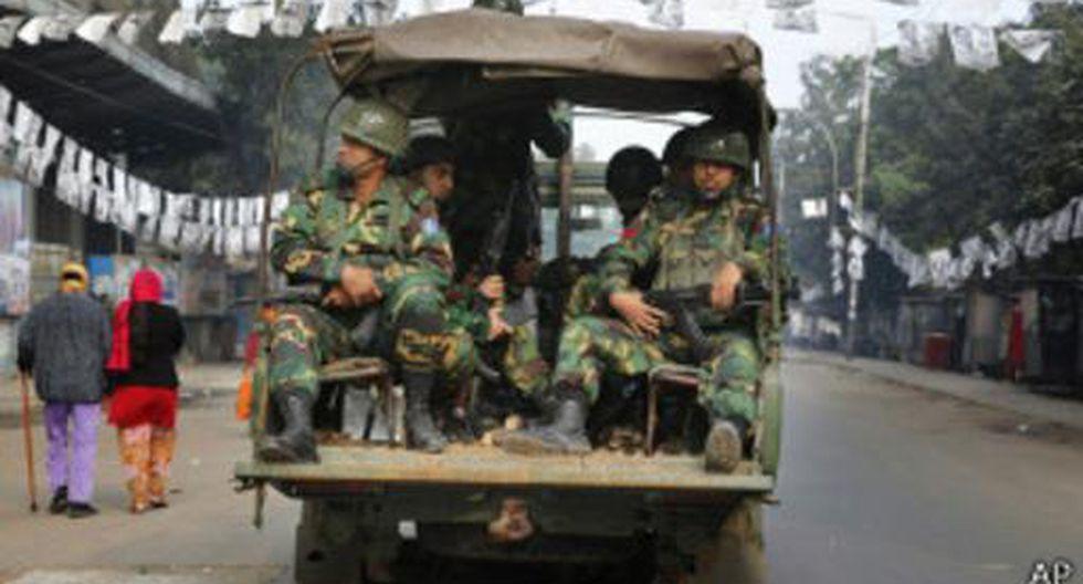 Bangladesh: violencia durante las elecciones dejó cinco muertos