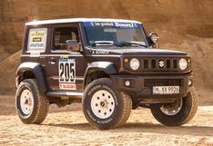 Suzuki Jimny Delta 4x4: un todoterreno inspirado en el Dakar | FOTOS
