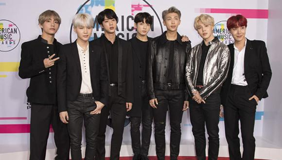 BTS está conformado por Jin, Suga, J-Hope, RM, Jimin, V y Jungkook (Foto: IMDB)