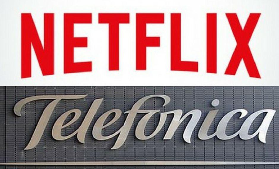 En Twitter, el CEO de Netflix, Reed Hastings, y el CEO de Telefónica, Jose María Álvarez-Pallete, anunciaron esta alianza en un curioso 'spot' y utilizado el 'hashtag' #TelefónicaMeetsNetflix.