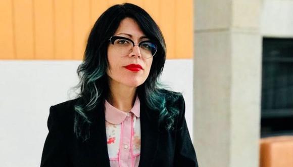"La filósofa mexicana transfeminista Sayak Valencia es la autora del libro ""Capitalismo Gore"". (Foto: Sayak Valencia)"