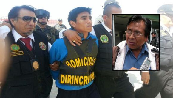 Así fue asesinado Ezequiel Nolasco en Huacho