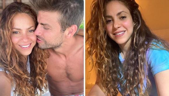 Shakira y Gerard Piqué acabaron con los rumores de separación al viajar a un paradisíaco lugar para unas merecidas vacaciones. (Instagram: @shakira).