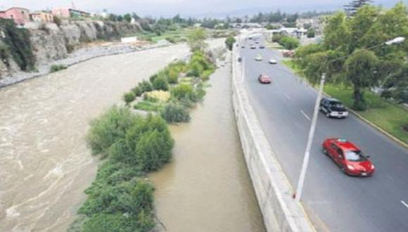 Arequipa: lluvias incrementan caudal del río Chili