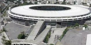Coronavirus: mítico estadio Maracaná se convierte en hospital de campaña