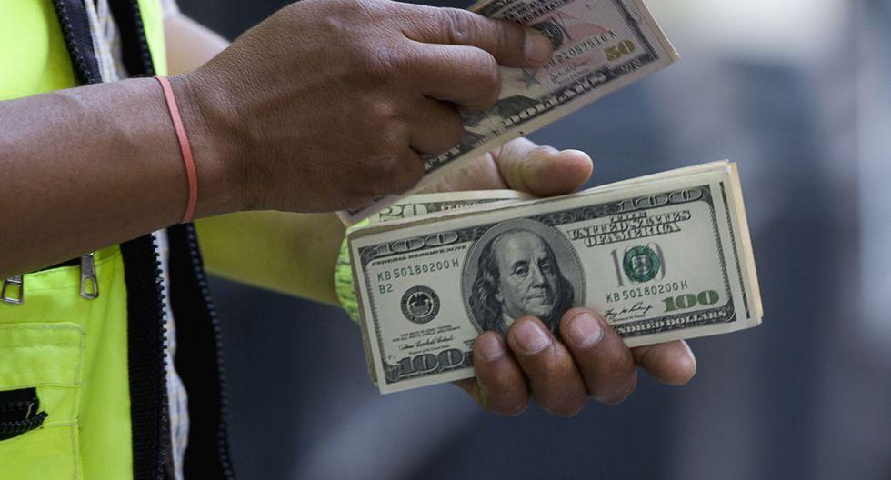 Este es el precio de la moneda estadounidense en el mercado peruano. (Foto: GEC)