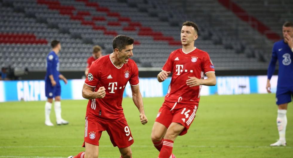 Bayern vs. Chelsea (EFE)