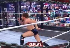 ¡Daniel Bryan ganó su tercer Elimination Chamber! Así fue la victoria contra Jay Uso [VIDEO]