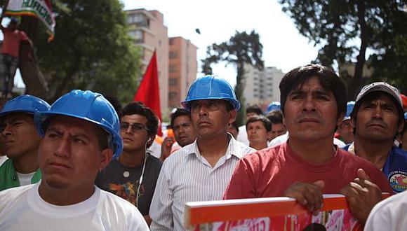 Cambian normas para evitar sindicatos fachada delincuenciales
