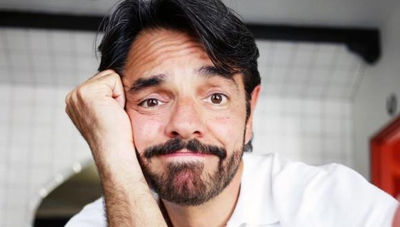 Eugenio Derbez mostró que el papel higiénico se agotó en un supermercado de Los Ángeles (Foto: Instagram)