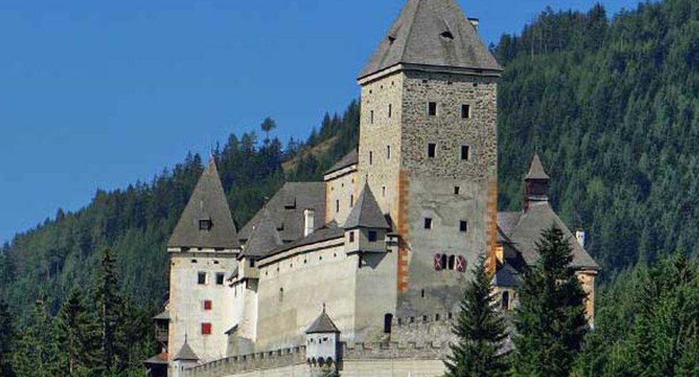 YouTube: cuatro castillos con escalofriantes leyendas