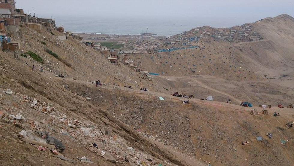 Morro Solar: llegan más invasores a la zona arqueológica  - 6