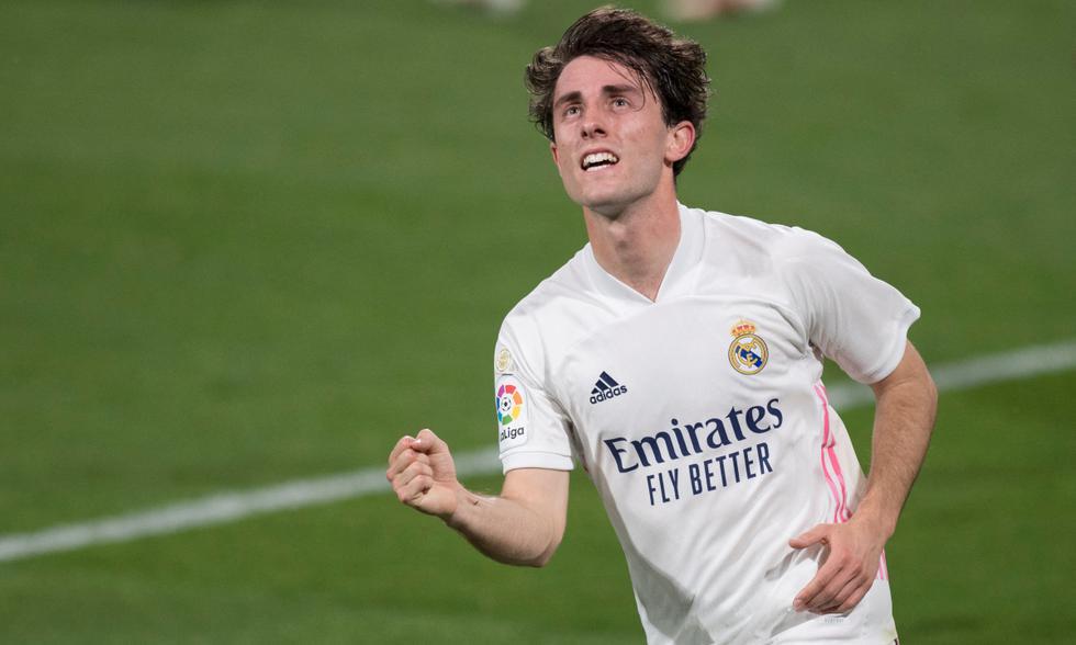 Real Madrid venció a Cádiz de visita en la jornada 31 de LaLiga Santander | Foto: AFP