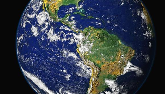Ilustración de la Tierra. (Pixabay)