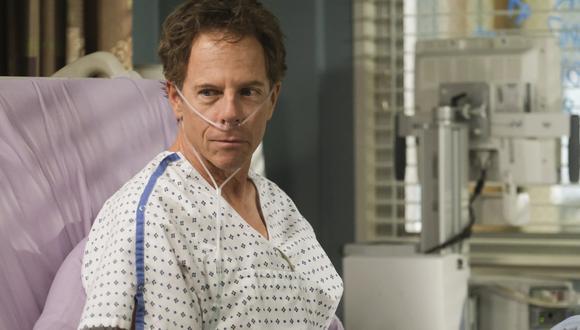 """Greg Germann interpretó al Dr. Tom Koracick en """"Grey's Anatomy"""", un neurocirujano brillante que no se disculpa por su arrogancia y sus búsquedas románticas desde que llegó al Gray Sloan Memorial Hospital. (Foto: ABC)"""